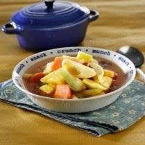 ASINAN BUAH - Resep Masakan Nusantara