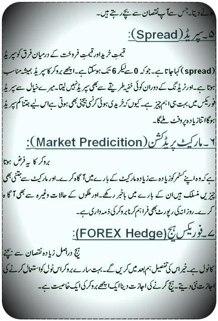 Forex trading tricks in urdu