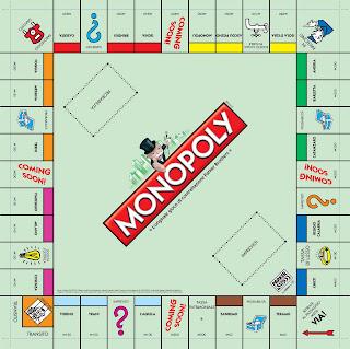tabellone Monopoly Italia
