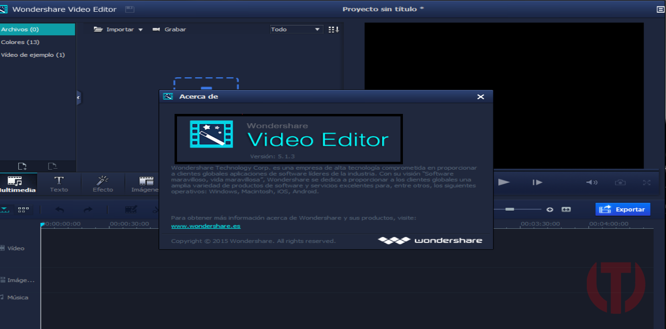 Wondershare Video Editor Screenshot 3