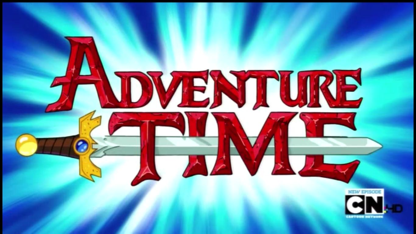 \o Hjimemashite Adventure+Time+Logo