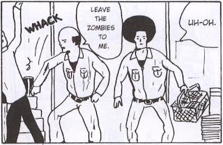Leave The Zombies to Me, Tokyo Zombie by Yusaku Hanakuma 1998
