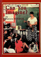 bookcover of CAN YOU IMAGINE  (Meet the Author)   by Patricia McKissack
