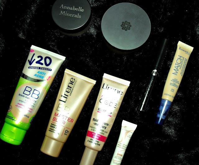 ZBIORY kosmetyczne 2016: kolorówka