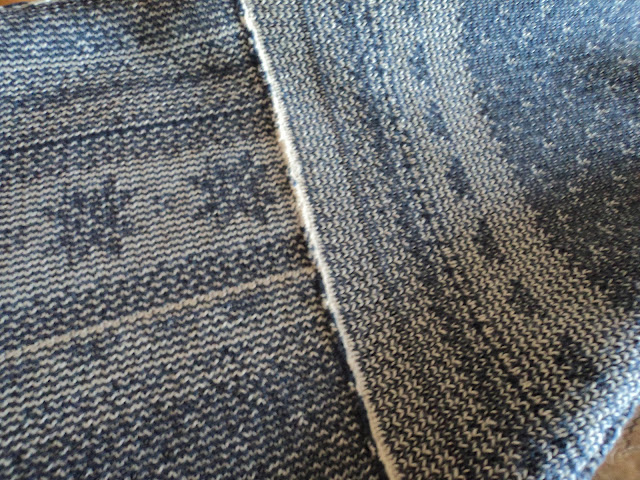 Knitting Jacquard Stitch : Riverside knitting: Whats hiding behind?