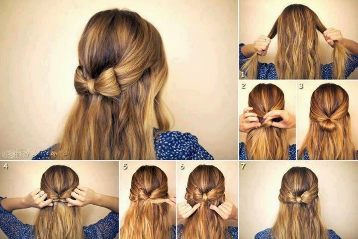 hacer peinados faciles. latest cmo puedo combinar mi peinado para