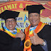 Bupati sambari dipercaya sebagai tim penguji gelar doktor di UNAIR