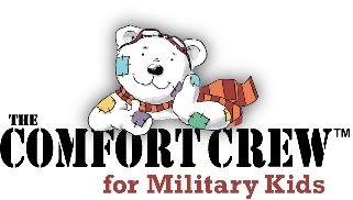 The Comfort Crew for Military Kids