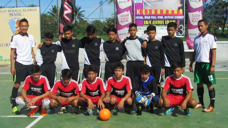 Futsal MTs Negeri Ciranjang