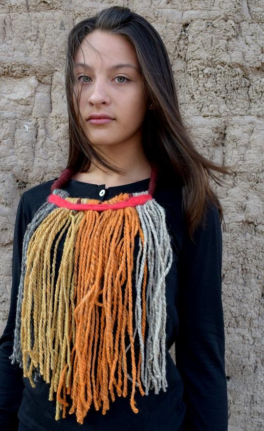 """Collar de Invierno Nº 6 """"Familia Avar Saracho"""" EN STOCK"""