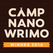 Camp NaNo 2014!