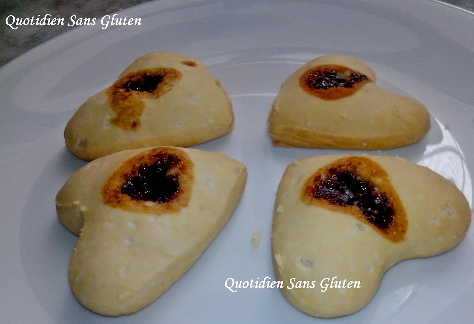 Alfajores de maizena sans gluten je cuisine donc je suis - Je cuisine sans gluten ...