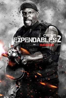 Terry Crews The Expendables 2 2012