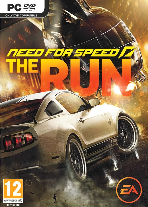 Need for Speed: The Run Full Rip Tek Link İndir