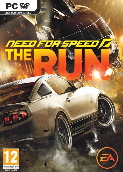 Need for Speed: The Run Full Rip Tek Link İndir
