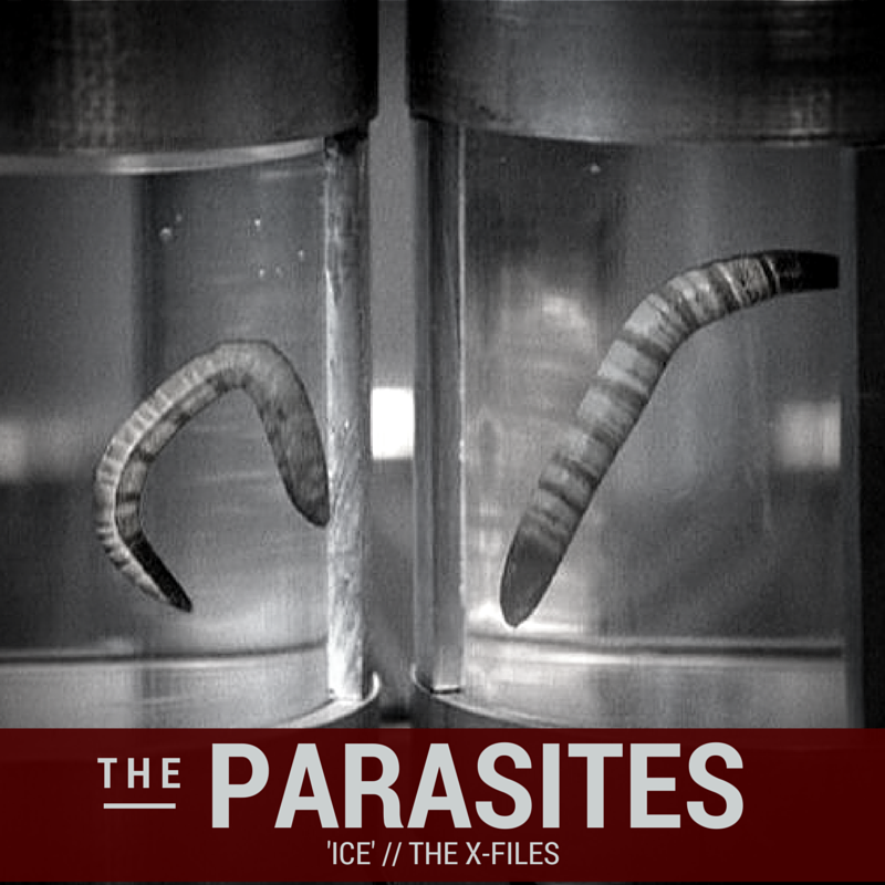 the parasites from the xfiles