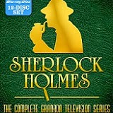 Sherlock Holmes: The Complete Granada Television Series is Headed for Blu-ray on September 30th!