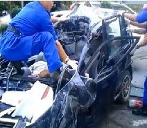 4 Maut Kemalangan Ngeri Di Jalan Semarak Bukit Tunggal Kuala Terengganu (18+)