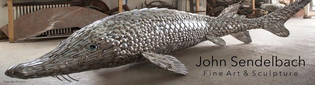 John Sendelbach Metal Stone Arts