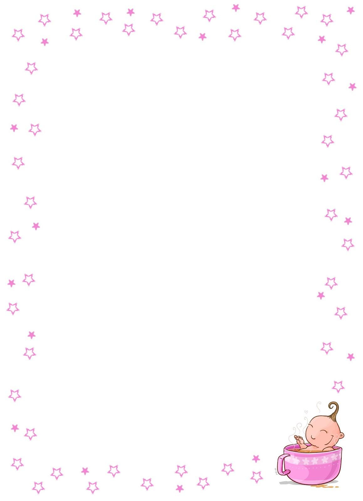 Melancolia: Capas de Chá de bebê e bordas para as páginas