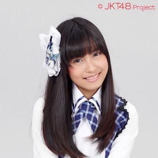 JKT48 Personil : Rica Leyona