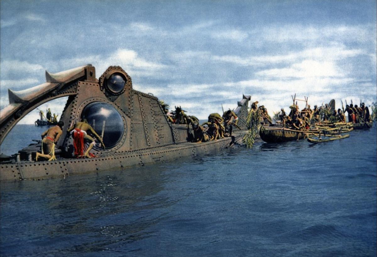 20 000 l guas submarinas extratos favoritos