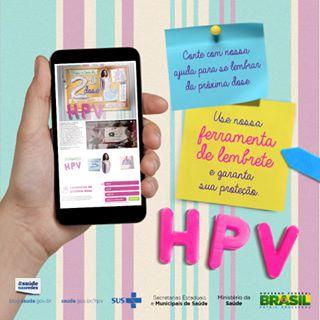sms%2Bvacina%2Bhpv Receba mensagens no celular para avisar sobre a sua vacina