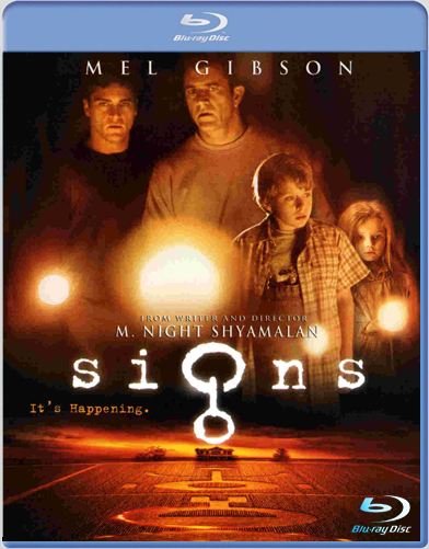 Signs 2002 Hindi Dubbed Dual BRRip 300MB