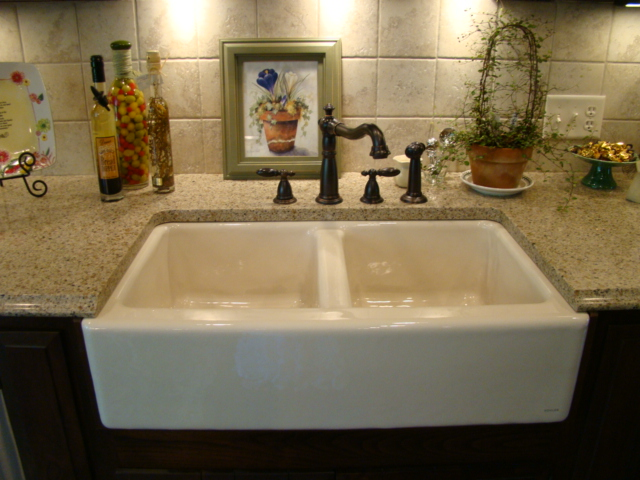 I Fell In Love With The Farmhouse Style Sinks Several Years Ago, Thinking  That When I