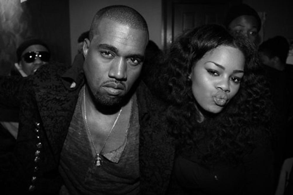 Your Kung Fu Sucks!: [Press-N-Play®] Kanye West ft. Teyana Taylor ...