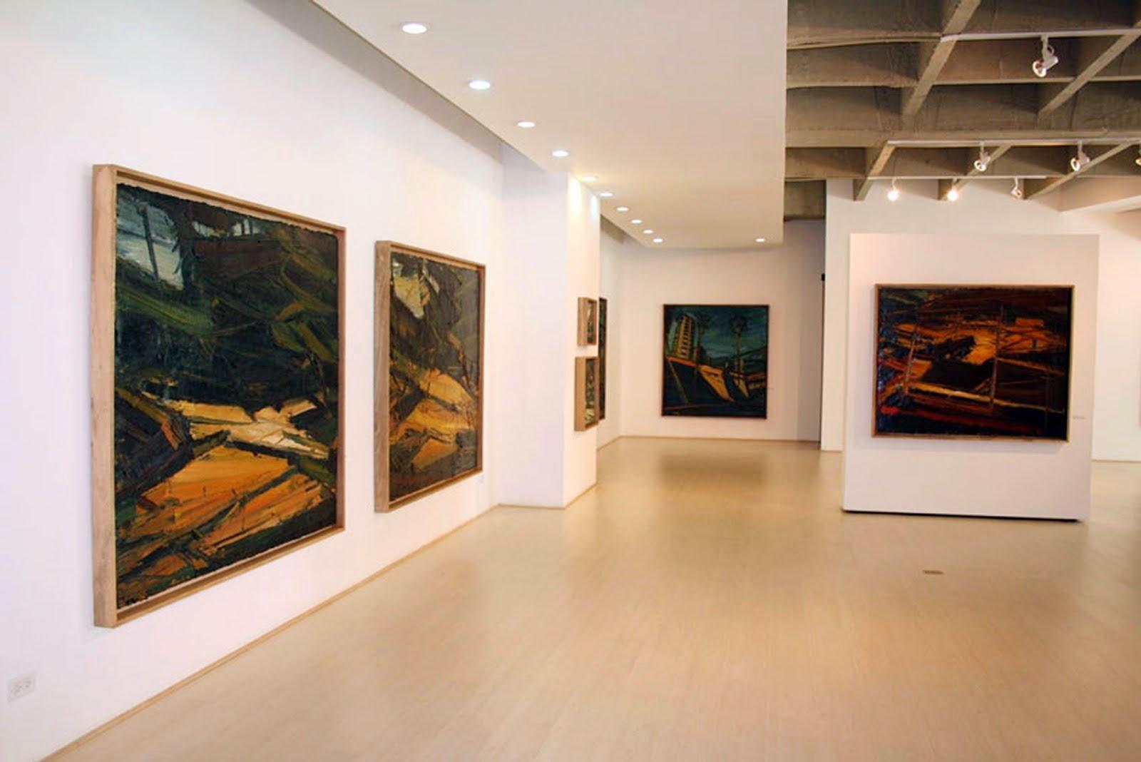 Exhibition Jorge Gomez