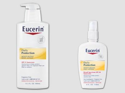 Amostra Gratis Loção Hidratante Eucerin