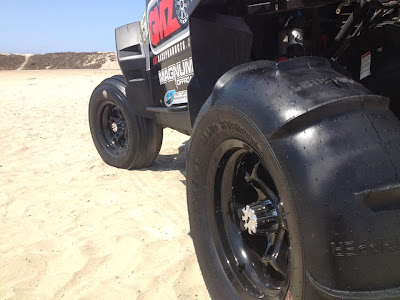 GMZ Sand Stripper dune tires