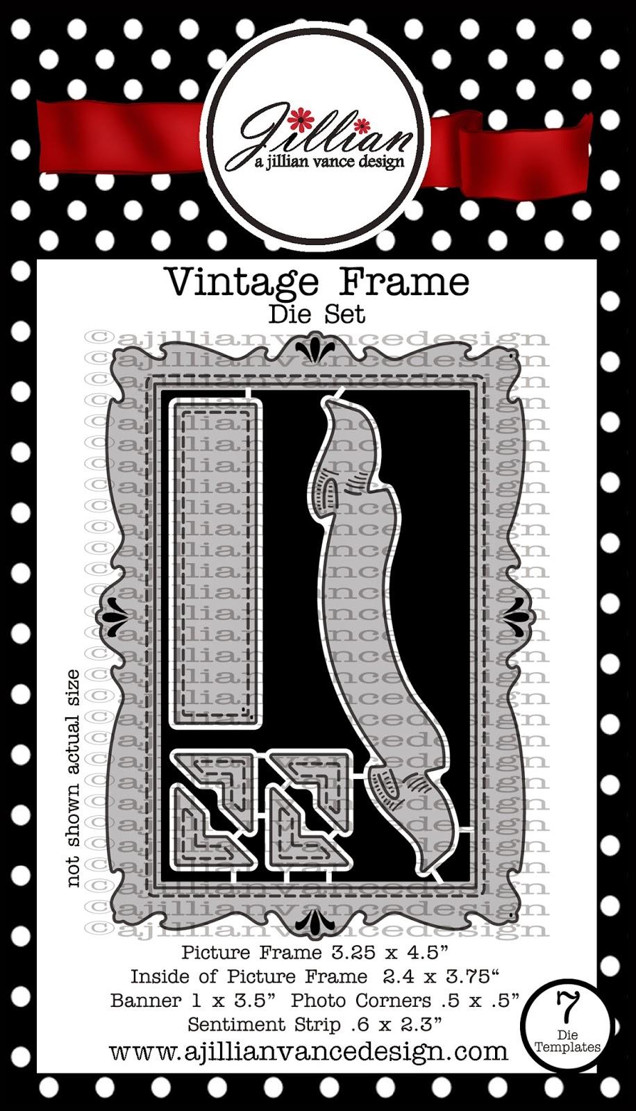 Vintage Frame Dies