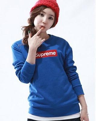 Model Baju Terbaru Korea