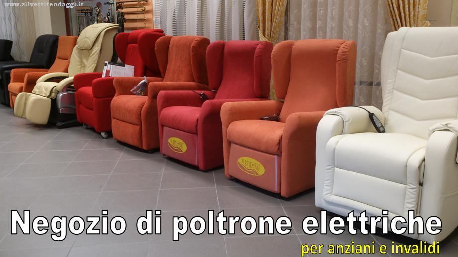 Il negozio di poltrone elettriche vicino a Verona, Rovigo, Padova ...
