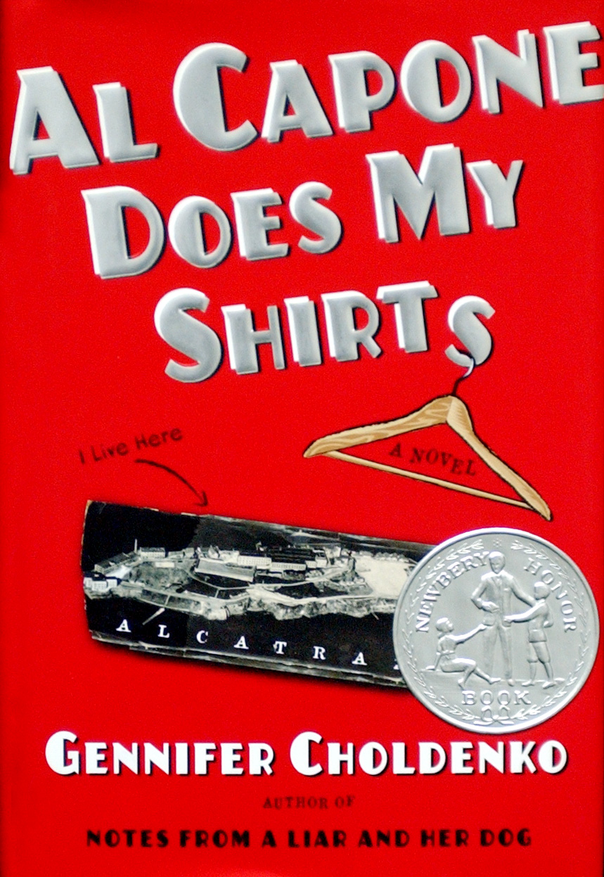 Al Capone Does My Shirts Discussion Guide.