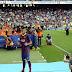 Un hombre solo en el Camp Nou: se llama Neymar