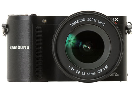 Review Kamera Samsung NX200