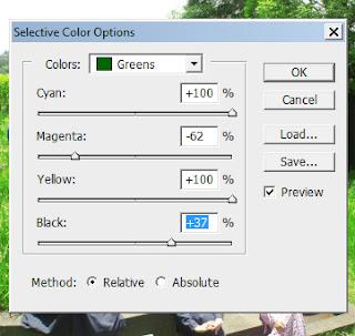 mempertajam+photo5 Cara mempertajam photo dan warna dengan photoshop