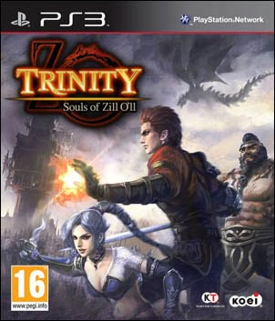 Trinity Souls of Zill O'll - PS3