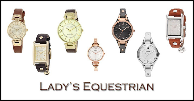 Lady's Equestrian Watches