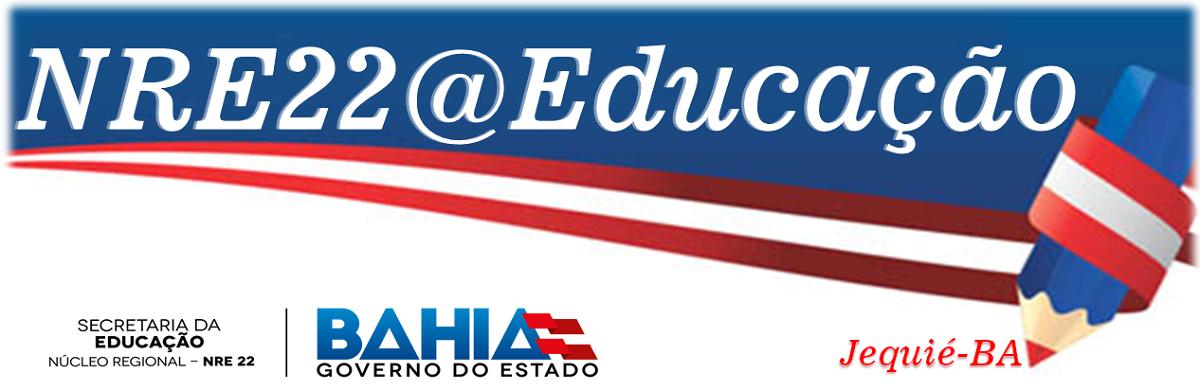 NRE22@EDUCAÇÃO