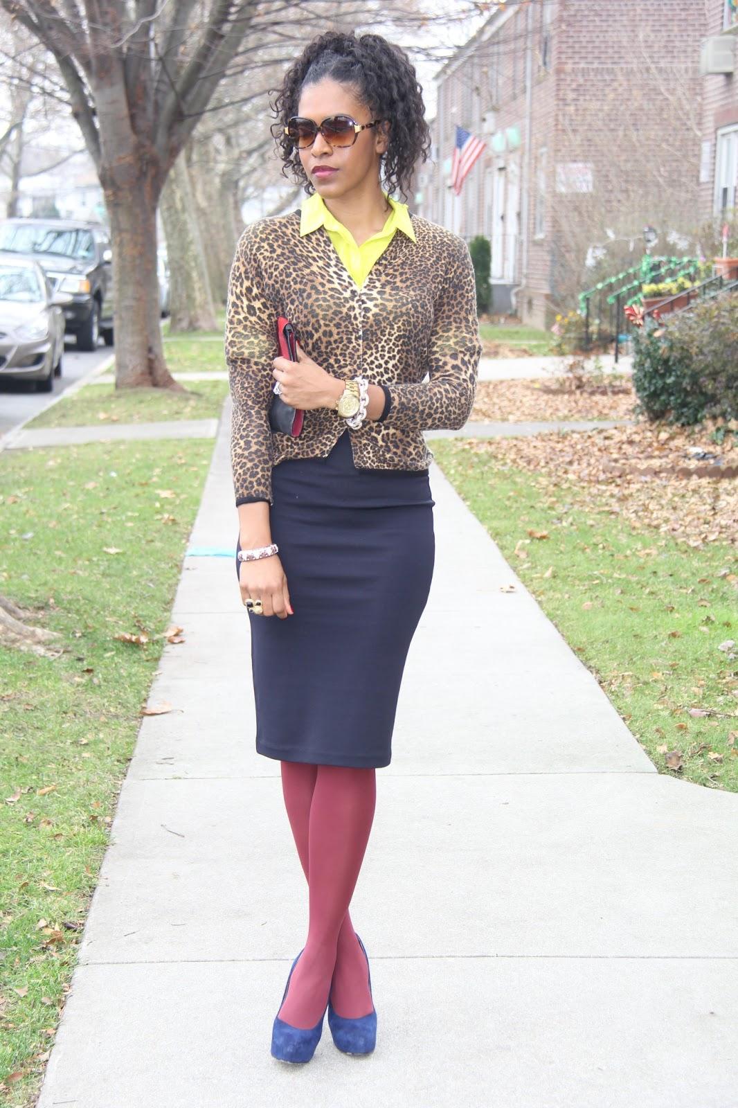 Fabulous Dressed Blogger Woman Delecia