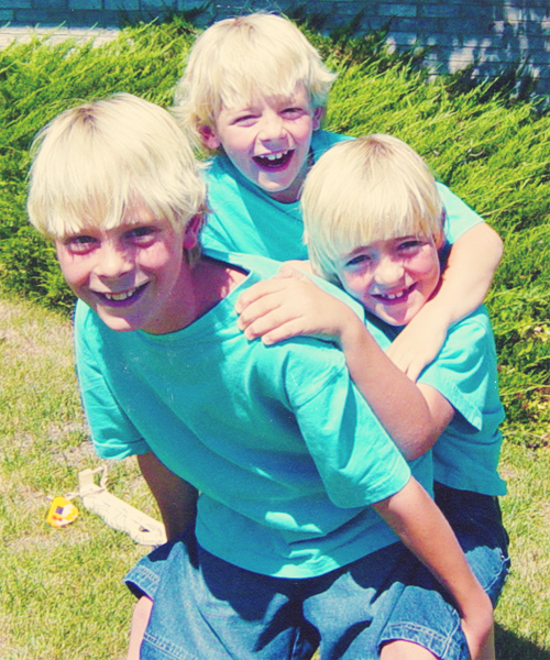 Little Kid Ross Lynch