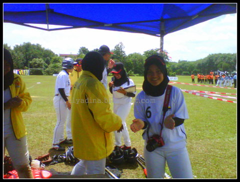 sofbol wanita