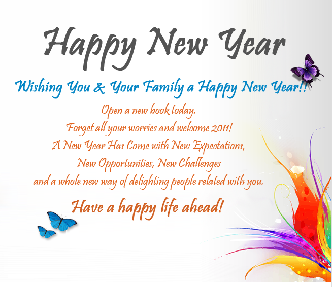 Top 50 Inspirational New Year Messages - Happy New Year 2015