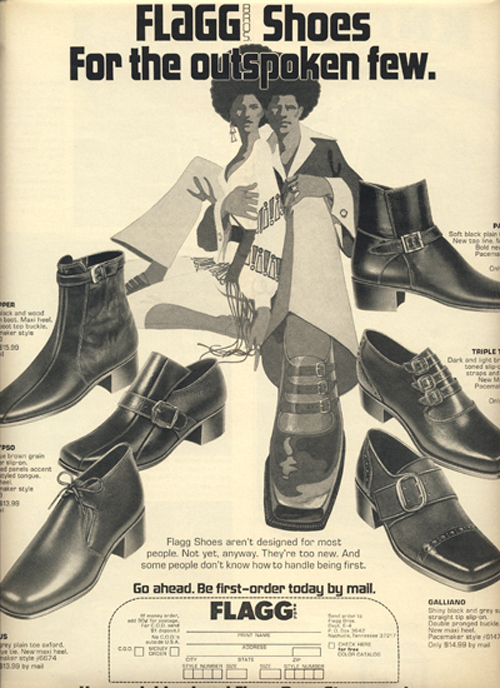 Outrageous Fashion Ads From The 1970s Vintage Everyday