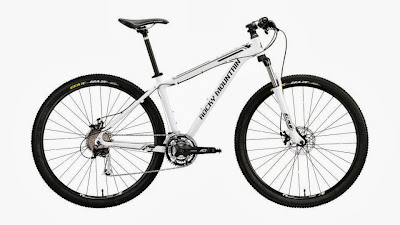 2014 Rocky Mountain Flare 29 29er Bike