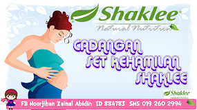Set Cadangan Kehamilan